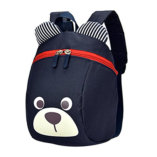 Imagen de juleya toddler 3d perro  baby kids  con reinas walkers mini bolsa navy alternativa