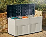 Aufbewahrungsbox - Truhe - 119x46x60cm - 320 Liter