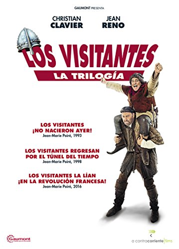 Trilogía Los visitantes [DVD]