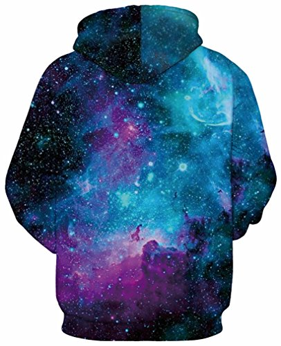 AMOMA Jungen digitaldruck Kapuzenpullover Tops Fashion Hoodie Pullover Hooded Sweatshirt Interstellar