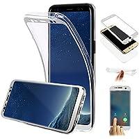 Galaxy A3 2017 Hülle,Galaxy A3 2017 Silikon Hülle Komplettschutz,SainCat Double Side TPU Schutzhülle Vorder und... preisvergleich bei billige-tabletten.eu