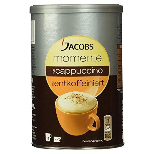 Jacobs Momente Cappuccino entkoffeiniert, 220g