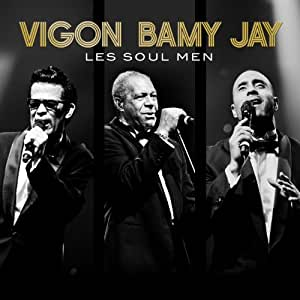 VIGON/BAMY/JAY-SOUL MEN CD+DV