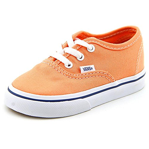 Vans Authentic VJXI4LL Unisex - Kinder Lauflernschuhe Canteloupe/true