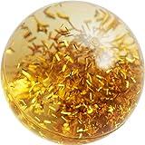 Haba 302070 Kullerbü-Kugel Effektkugel Gold-Glitzer