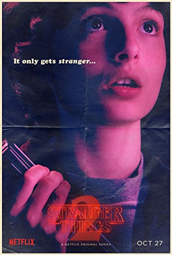 Stranger Things Mike Poster 70x45