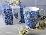 """Creative Tops V and A """"Voysey Seagulls"""" Fine Bone China Mug in Gift Box"""