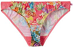 Enamor Womens Camellia Briefs - XL