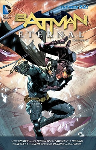 Batman: Eternal Volume 2 TP (Batman the New 52)