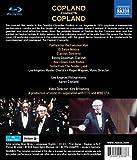 Copland Conducts Copland  [Benny Goodman; Los Angeles Philharmonic; Los Angeles Master Chorale; Aaron Copland] [Naxos: NBD0068V] [Blu-ray] [Region A & B & C]
