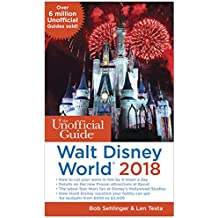 UNOFFICIAL GT WALT DISNEY WORL (Unofficial Guide to Walt Disney World)