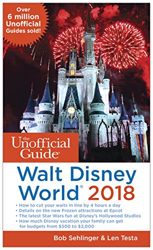 the-unofficial-guide-to-walt-disney-world-2018