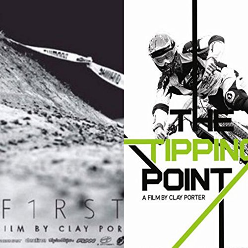 F1rst and Tipping Point Mountain Bike 2 pack by Clay Porter