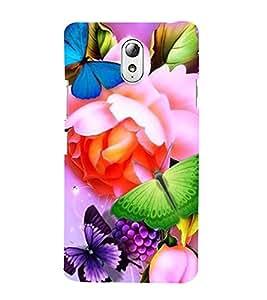 Vizagbeats Beautiful Wallpaper Back Case Cover for Lenovo Vibe P1m