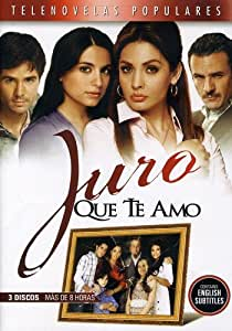 Juro Que Te Amo [Import USA Zone 1]