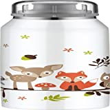 alfi IsolierTrinkflasche ISOBOTTLE ´Forest Animals´, 0, 5 L