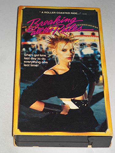 Breaking All the Rules [VHS]