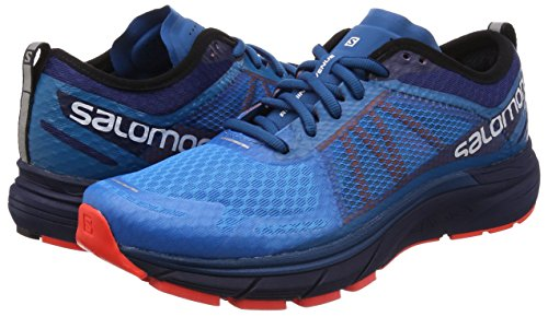 Sonic RA Max - Chaussures running homme Hawaiian Surf / Medieval Blue / Fiery Coral