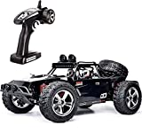 TOZO RC Car, C5032 High Speed 32MPH 4x4 Schnelle Rennwagen 1:12 RC Autos Skala RTR Racing 4WD Elektrische Power Buggy w / 2.4g Radio Fernbedienung Off Road lkw Powersport (Schwarz)