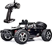 Features: Newest 1:12 full-scale RC Off Road Warhammer CAR: With the lights. 2.4GHz radio technology, wide control range up to 100M. Anti-interference, several RC car competitive at the same time and place. With powerful motor, speed up to 30KM/H+, r...