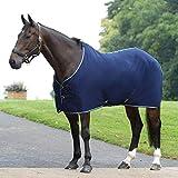 GCSEY Cavallo Coperta 1200D Impermeabile Cavallo Affluenza Coperta Calda Inverno Cotone Traspirante Sonore Accessori per La Casa Tappeto Equestri,S