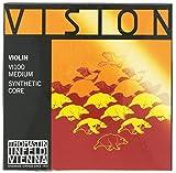 Cordes Thomastik Violon Vision Noyau synthétique Possibilité de retirer la boule;Jeu...