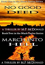 The Mark Taylor Series: Books One and Two: Psychological Thrillers (English Edition)