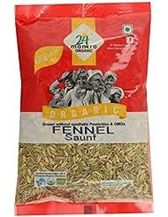 24 Mantra Organic Fennel Seed, 100g