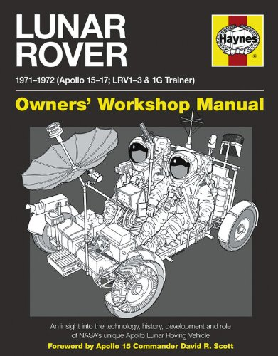 Lunar Rover Manual: An Insight into the Technology, History, Development and Role of NASA's Unique Apollo Lunar Roving Vehicle (Owners Workshop Manual)