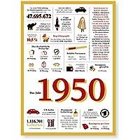 Tolle Geschenkidee: Jahreschronik 1950