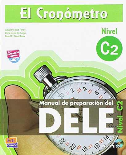 El Cronómetro C2 + CD: Book + CD