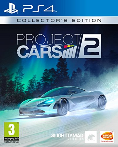 Project CARS 2 - Collector's Edition (exkl. bei Amazon.de) - [PlayStation 4]