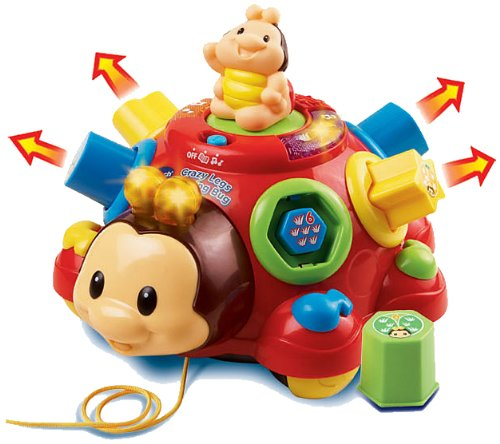 Image of VTech Baby Crazy Legs Learning Bug - Multi-Coloured