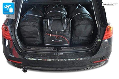 AUTOTASCHEN AUF MASS BMW 3 TOURING (KOMBI) , F31, 2012- KJUST