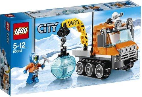 LEGO City–60033–Juego de construcción–El Và © hicule à € oruga ártico