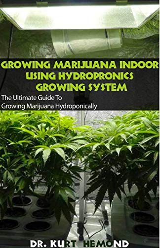 Growing Marijuana Indoor Using Hydroponics Growing System: The Ultimate Guide To  Growing Marijuana Hydroponically (English Edition)