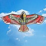 Jessicadaphne 1,1 m enorme Eagle Kite nieuwigheid speelgoed vliegers Eagles groot vliegen voor kinderen beste cadeau