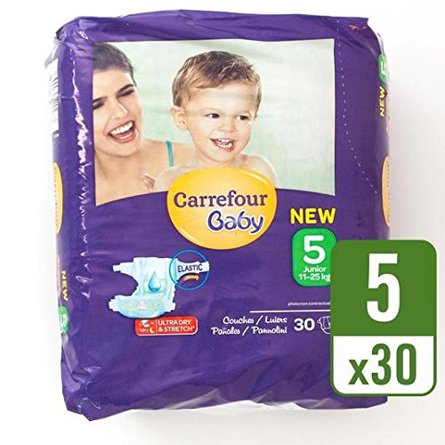 carrefour-bebe-ultra-dry-talla-5-panales-carry-pack-30-por-paquete
