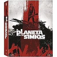 El Planeta De Los Simios - La Saga Completa