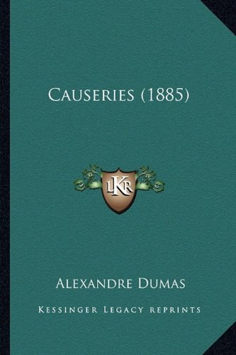 Causeries (1885)
