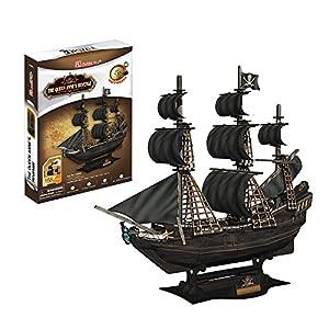 CubicFun T4005h-3D Puzzle Queen Anne