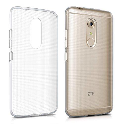 kwmobile ZTE Axon 7 Hülle - Handyhülle für ZTE Axon 7 - Handy Case in Transparent