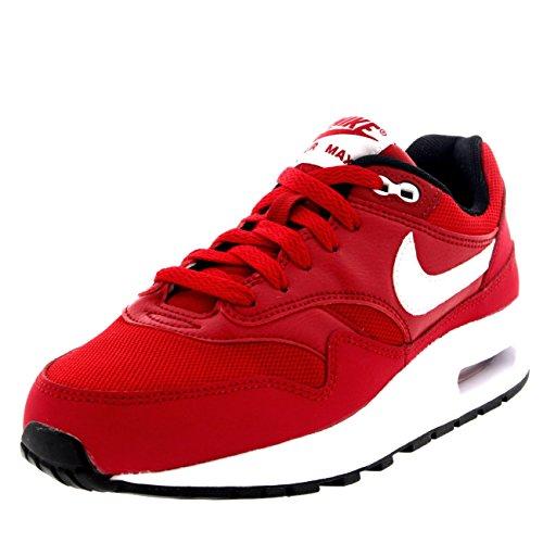 Nike Air Max 1 Gs Scarpe Sportive, Unisex Bambino Nero