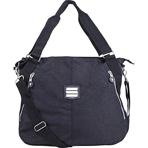 Suvelle Everyday-Borsa da viaggio, borsa a tracolla, borsa a spalla 1932 borsetta Nero (nero)