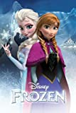 Frozen - Anna and Elsa 61 x 91 cm Poster