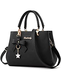 Mei&ge Women Fashion Purses And Handbags PU Leather Shoulder Bags Sweet Messenger Tote Bags For Women