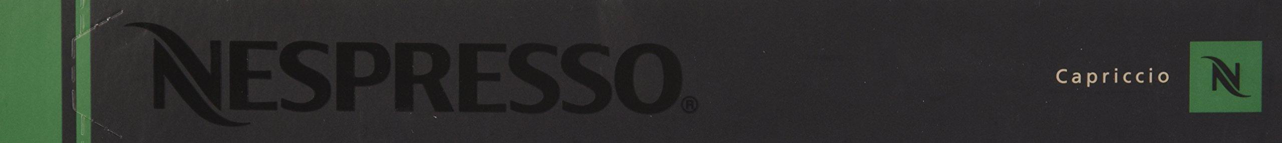 Nespresso Original Espresso coffee pods and capsules (a balanced flavour, cereal coffee with aromas of nutty)