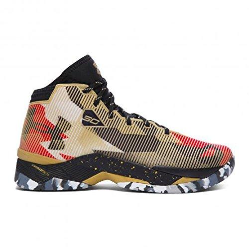 Scarpe Under Armour Basket Curry 2.5 art. 1274425-777 Militare, 42 MainApps