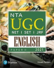 NTA UGC NET/SET/JRF: Paper II - English | First Edition| By Pearson