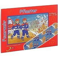 KINDERPFLASTER Feuerwehr Briefchen 10 St preisvergleich bei billige-tabletten.eu
